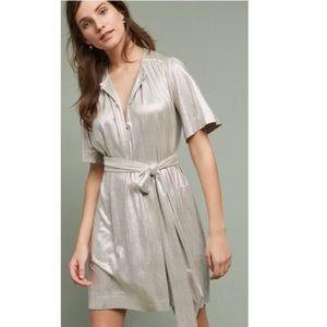 Anthropologie Sabina Musayev Mercury Shirtdress